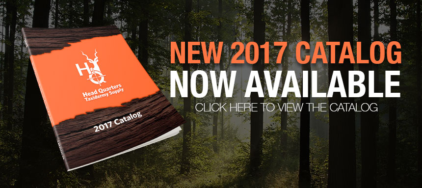New Catalog for 2017